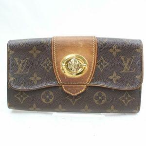 💯 Auth Louis Vuitton  Boetie Clutch/ Long Wallet